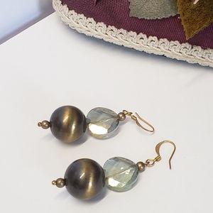 Jewelry - Unique Handmade Vintage Style Earrings